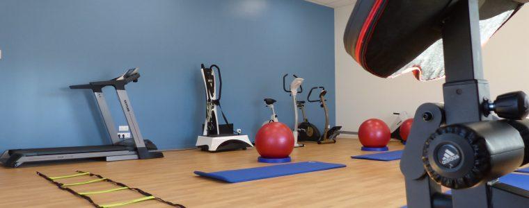 Gymnase – Cabinet kiné sport santé K2S – Quetigny